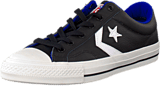 Converse - Star Player Leather Ox Black/White