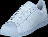 Adidas Originals - Superstar Foundation Jr Ftwr White