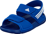 Adidas Sport Performance - Akwah 9 I Royal/White/White