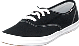 Keds - Champion Black/White