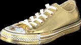 Converse - All Star Hi Gold/White/Black