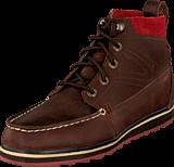 Tretorn - Holdyn Leather Brown