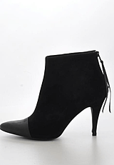 Black Lily - Rumi Ancle Boot Black