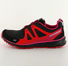 Salomon - S Wind CS W Black/Dynamic/Fancy Pink