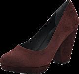 Gardenia - Shoe Plateau Black