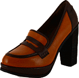 Marc O'Polo - High Heel Loafer Natural Calf