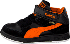 Puma - Grifter Mid Jr Gtx Black/Orange