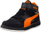 Puma - Grifter Mid Kids Gtx Black/Orange