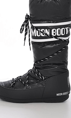 Moon Boot - Duvet Black