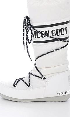 Moon Boot - Duvet White