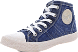 Superdry - Vintage Series-Boot Off White-Washed Navy
