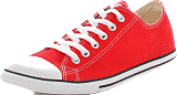 Converse - Chuck Taylor AS Slim Low   Red