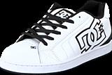 DC Shoes - Net Shoe White/Black Bas