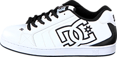 DC Shoes - Net Shoe White/Black Bas