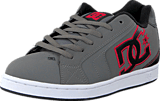 DC Shoes - Net Shoe Grey/Red
