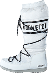 Moon Boot - W.E Duvet White