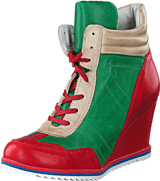Ten Points - Pastilha Red/Green/Beige