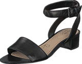 Clarks - Sharna Balcony Black Leather