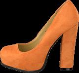 Sugarfree Shoes - Sara Peach