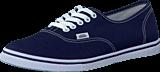 Vans - U Authentic Lo Pro Navy/True White