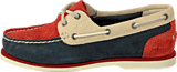 Timberland - EK Classic Unlined Boat Shoe Nautical Suede