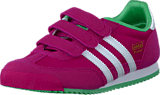 adidas Originals - Dragon Cf C Bold Pink/White/Solo Mint-St