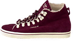 adidas Originals - Honey Hook W Maroon/Maroon/Chalk White
