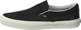 Vans - Classic Slip-On (Braided Suede) Black
