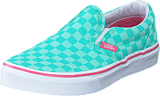 Vans - Classic Slip-On Florida Keys/Wild Rose