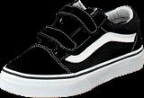 Vans - Old Skool V Black/True White