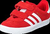 adidas Originals - Gazelle 2 Cf I Lush Red S16-St/Ftwr White