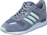 adidas Originals - Zx 700 W Medium Grey Heather/Linen Gree