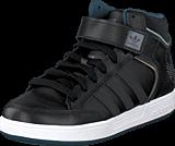 adidas Originals - Varial Mid J Core Black/Dgh Solid Grey