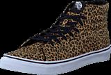 Vans - U Sk8-Hi Slim (Leopard) Herringbone