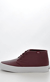 Vans - U Chukka Decon Aged Leather