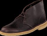 Clarks - Desert Boot Brown Tumb Leather