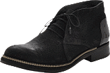 V Ave Shoe Repair - Semi Shoe Black
