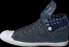 G-Star Raw - Grade II Faculty Lthr DK Grey Lthr & Textile
