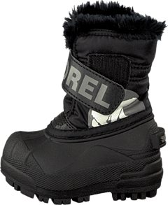 Sorel - Snow Commander NV1805-010 Black, Charcoal