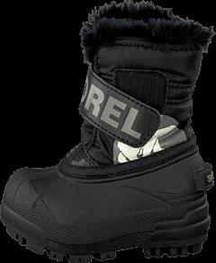 Sorel - Snow Commander NV1805-010 Black, Charcoal
