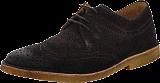Henri Lloyd - Alderley Brogue Shoe Chocolate