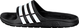 adidas Sport Performance - Duramo Slide Black 1/White/Black 1