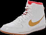 Nike - Wmns Nike Terminator Lite Hi White/Metallic Gold