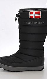 Helly Hansen - EQUIPE MOONBOOT BLACK / MID GREY