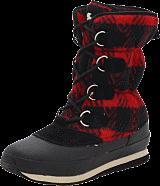 Rubber Duck - Trek joggers wool Red flannel