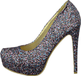 Sugarfree Shoes - Siri Glitter Multiglitter