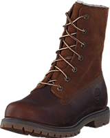 Timberland - 8328R Teddy Fleece 6 inch Brown