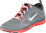 Nike - Wmns Nike Free 5.0 Tr Fit 4 Cl Gry/Mtllc Slvr-Anthrct-Brgh
