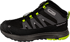 Salomon - Trail Mid Cswp J Black/Autobahn/Gr