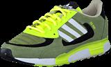 adidas Originals - ZX 850 Green/White/Electricity